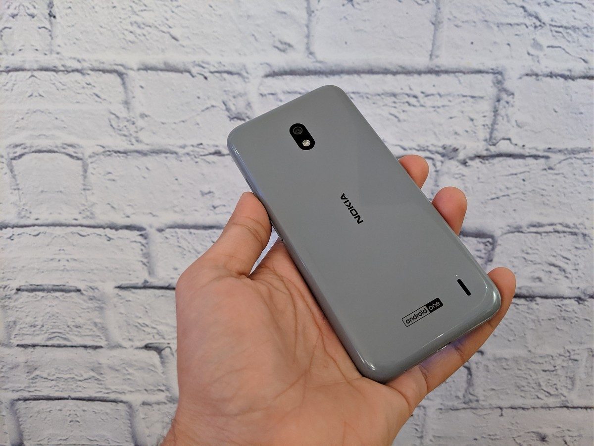 Nokia 2.2 Xpress-on covers listed on Nokia pages