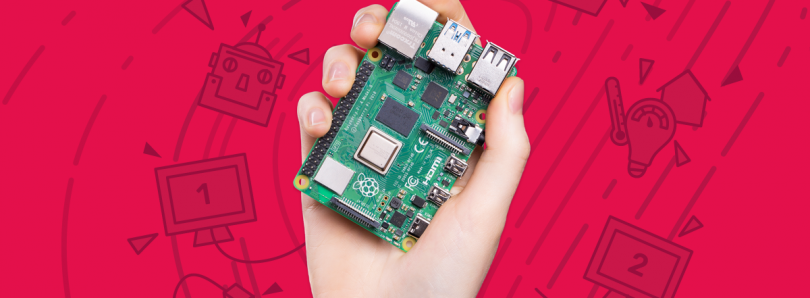 Raspberry Pi 4 announced with upgraded CPU, up to 4GB of RAM, and support for dual 4K displays