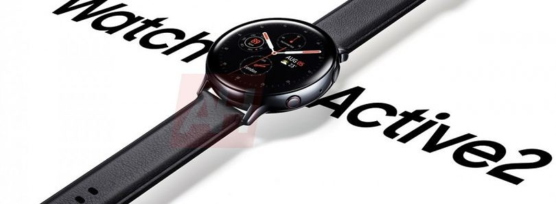 Get the Samsung Galaxy Watch Active 2 for $70 off right now