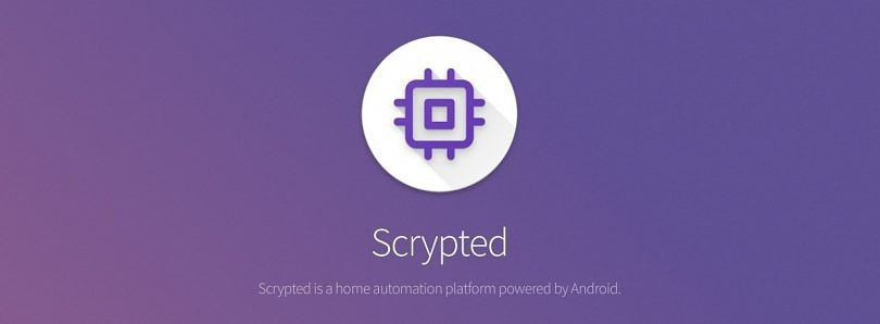 Scrypted is a home automation Android app that integrates with Google Assistant