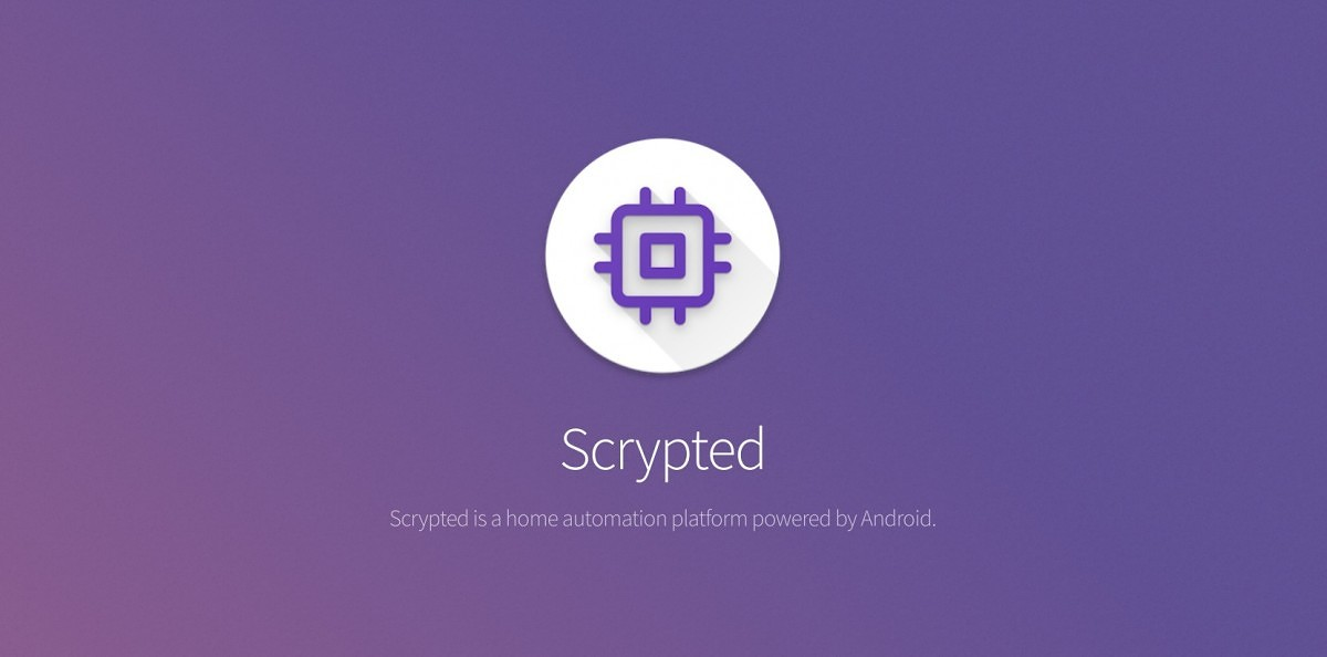Scrypted is a home automation Android app that integrates