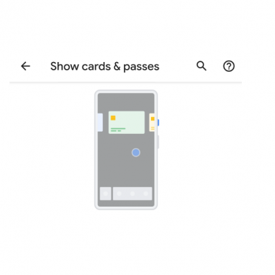 [Update 2: References Removed] Android Q may let you switch cards from Google Pay in the power menu