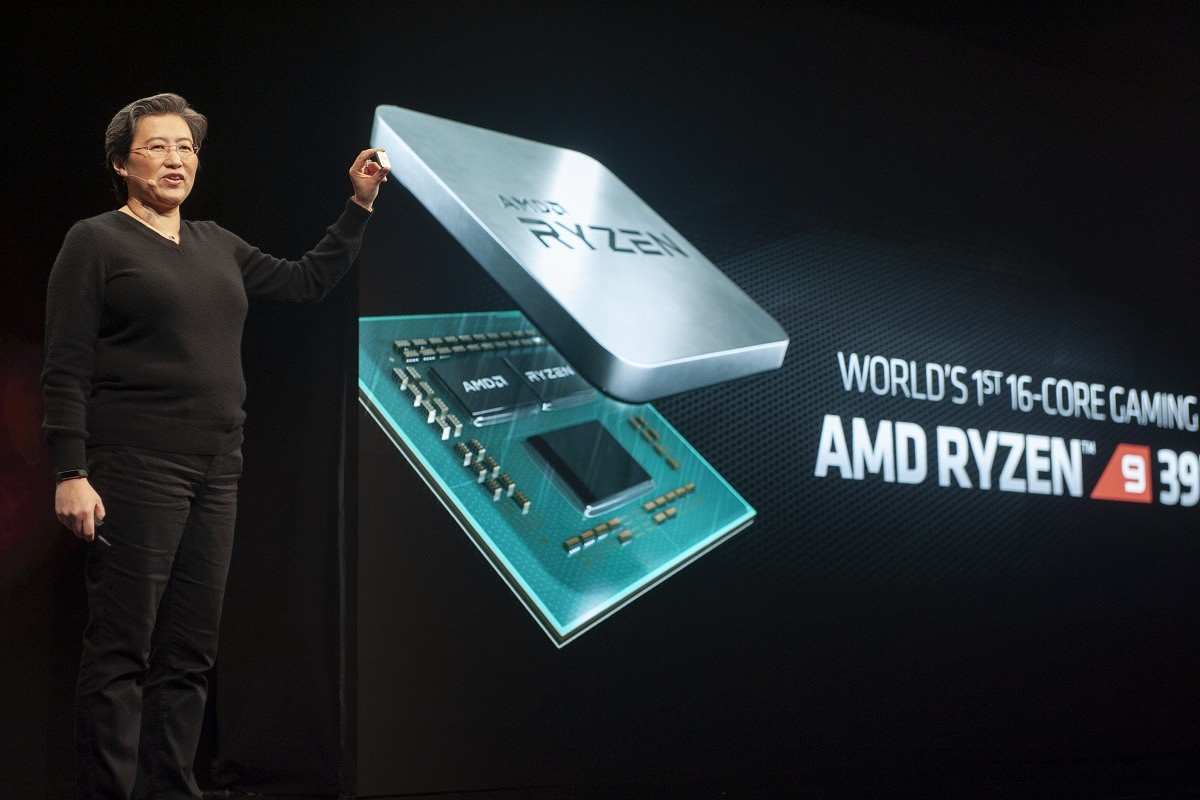 AMD Announces New CPU and GPU Products at Next Horizon Event