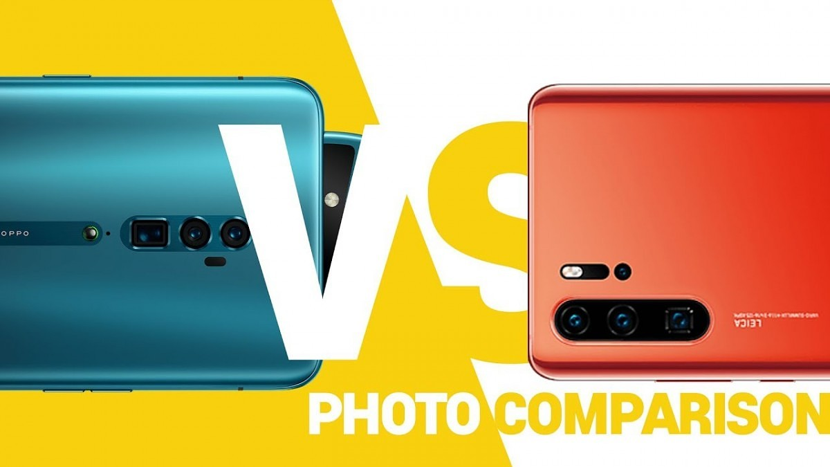 OPPO Reno 10x Zoom Vs Huawei P30 Pro: Battle of the Camera