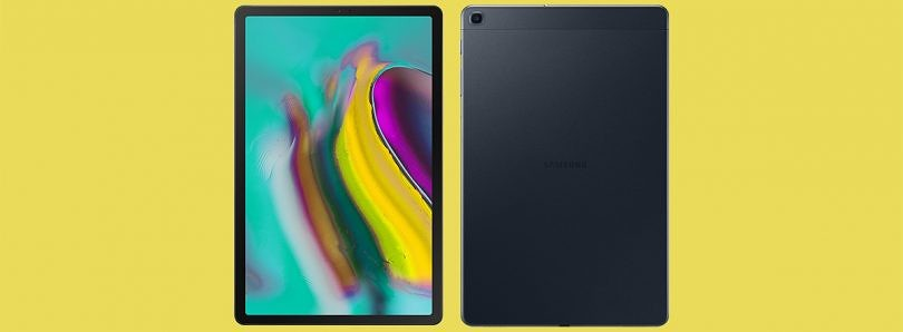 Samsung's 10.5-inch Galaxy Tab S5e tablet to go on sale in India along with the Galaxy Tab A 10.1