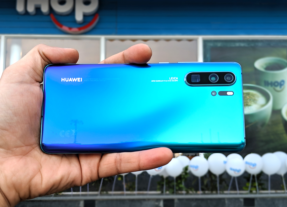 Huawei P30 Pro Camera Review: Proof that Huawei's ban hurts
