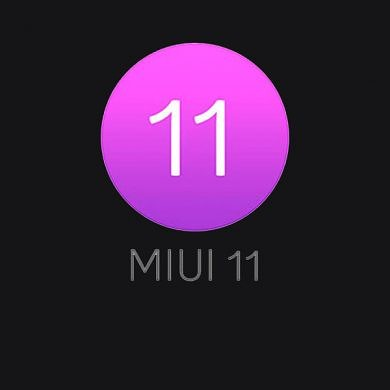 MIUI 11 will bring dark mode to the POCO F1