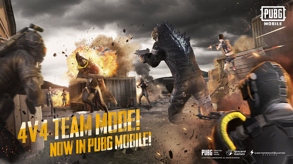 PUBG Mobile 0 13 0 update brings 4x4 Team Deathmatch mode
