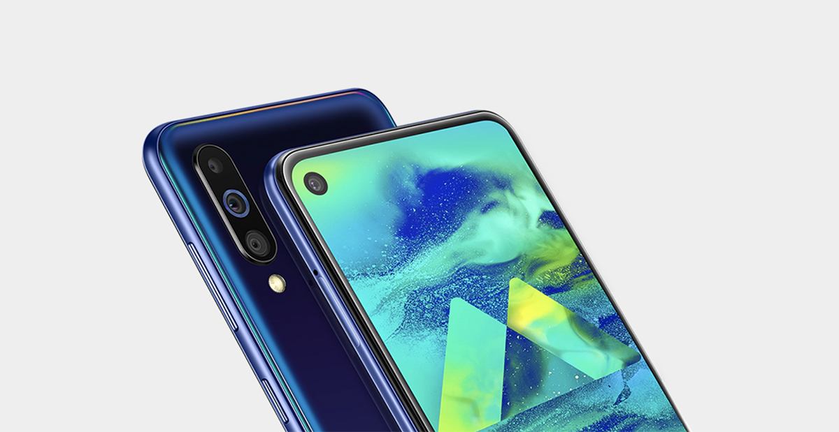 Samsung Galaxy M40 with Infinity-O display launched in India for