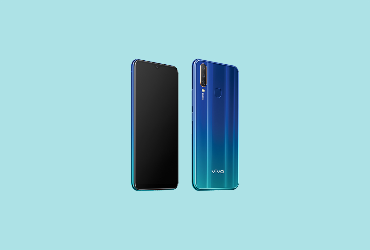 Vivo Y12 with triple cameras, 5000mAh battery launched in India