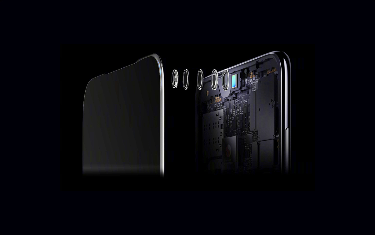 OPPO and Xiaomi show off working under-display front cameras