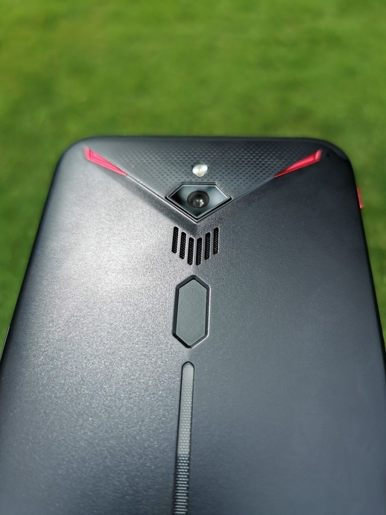Nubia Red Magic 3 review design