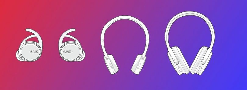 SmartThings app leaks 2 new AKG headphones and new wireless