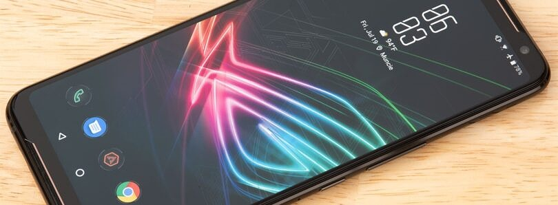ASUS is opening up a closed beta program for the ROG Phone II's Android 11 update