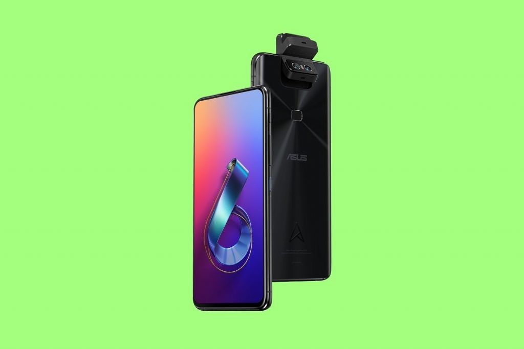 ASUS ZenFone 6 update brings August 2019 patches, Google Lens shortcut in camera, new Smart Key options, and more