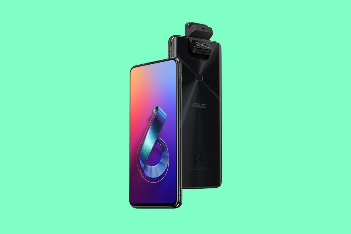 ASUS ZenFone 6 gets its first LineageOS 16 ROM and custom kernel