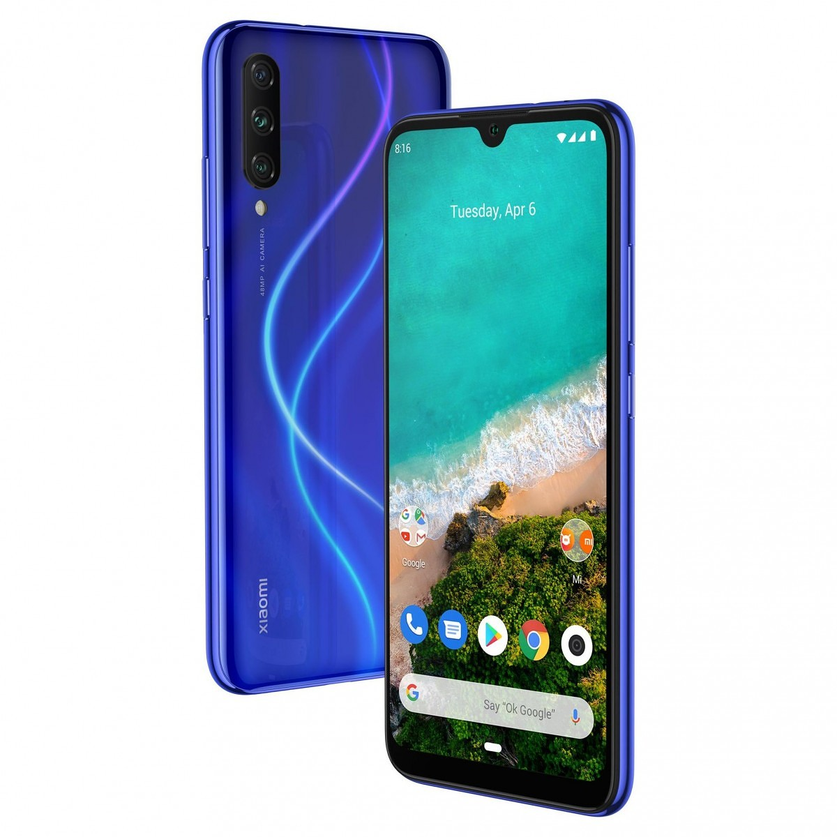 Update 2: Early Hands-on] This could be the Xiaomi Mi A3