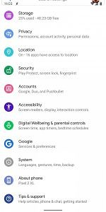 Digital Wellbeing adds integration with Family Link's parental controls