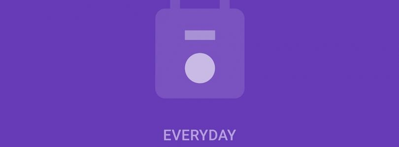 """Everyday"" is a beautiful new Material Theme calendar widget"