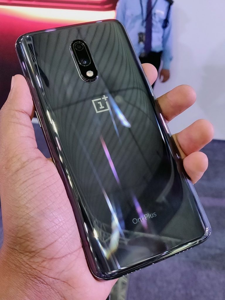OnePlus 7 Mirror Black
