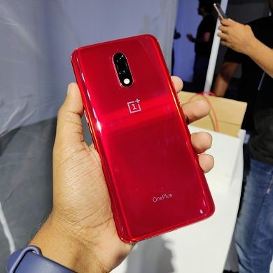 OnePlus 7 gets OxygenOS 9.5.7 update with Bullets Wireless 2 enhancements, VoLTE for new carriers, and more