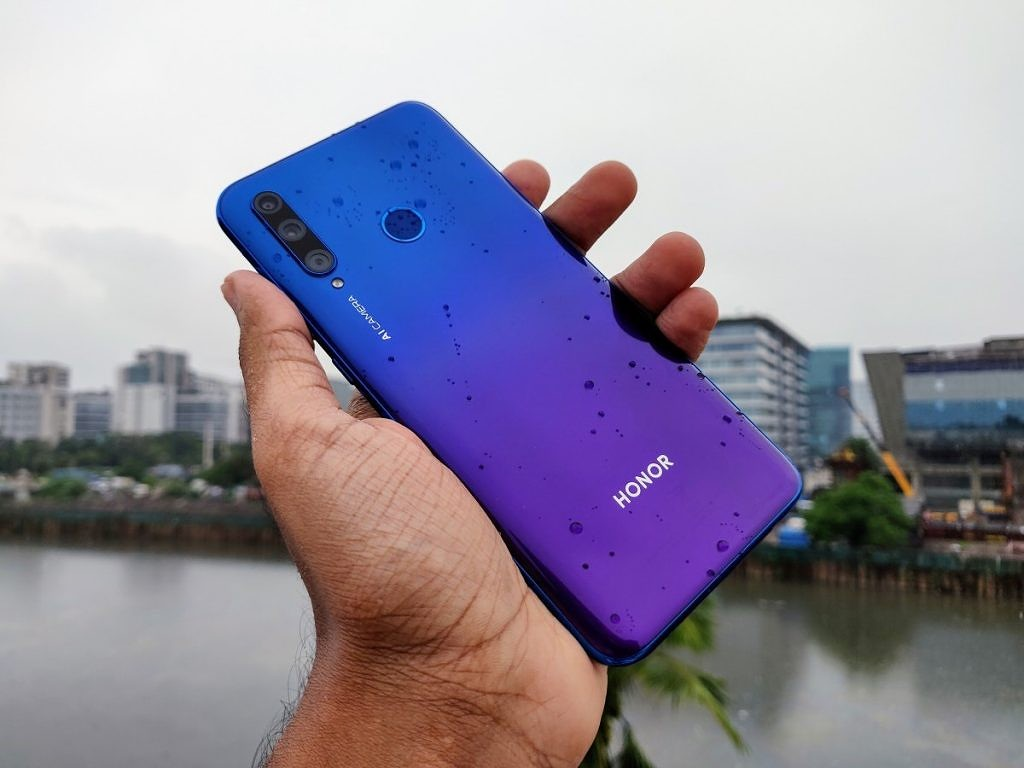 Honor 20i First Impressions: Camera versatility for the early mid-range
