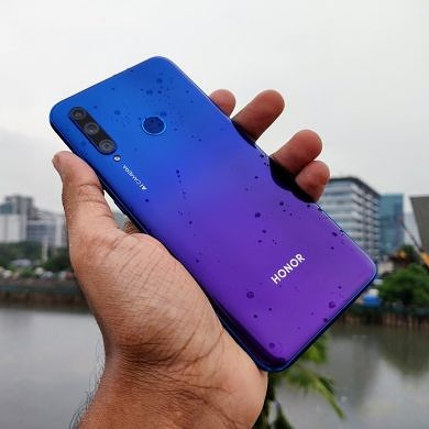 Honor 20i/20 Lite First Impressions: Camera versatility for the early mid-range