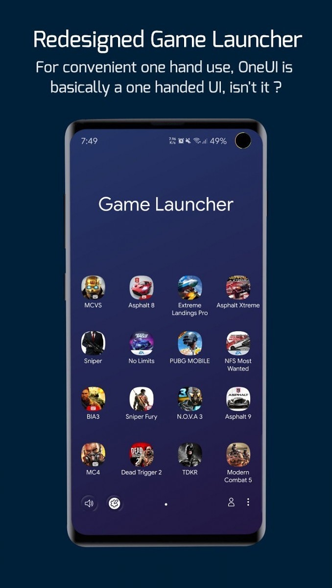 Some of the best Synergy themes for your One UI phone