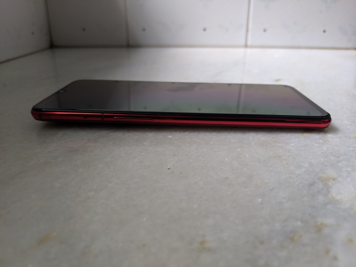 OnePlus 7 Mirror Red
