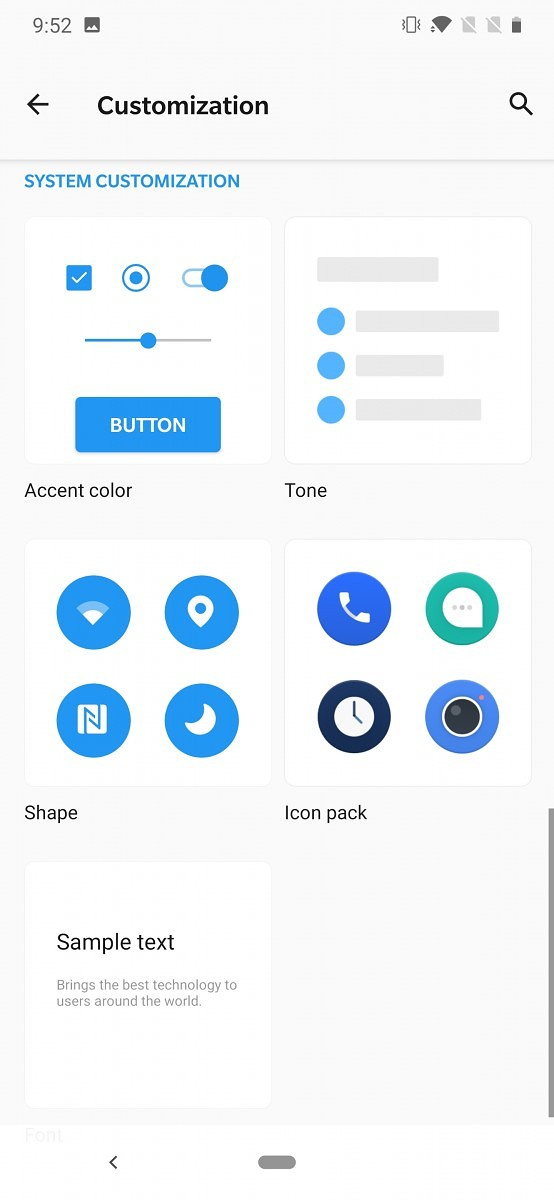 Oxygen Os Icon Pack Xda