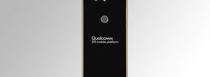 The Qualcomm 215 chip brings dual camera support to budget phones