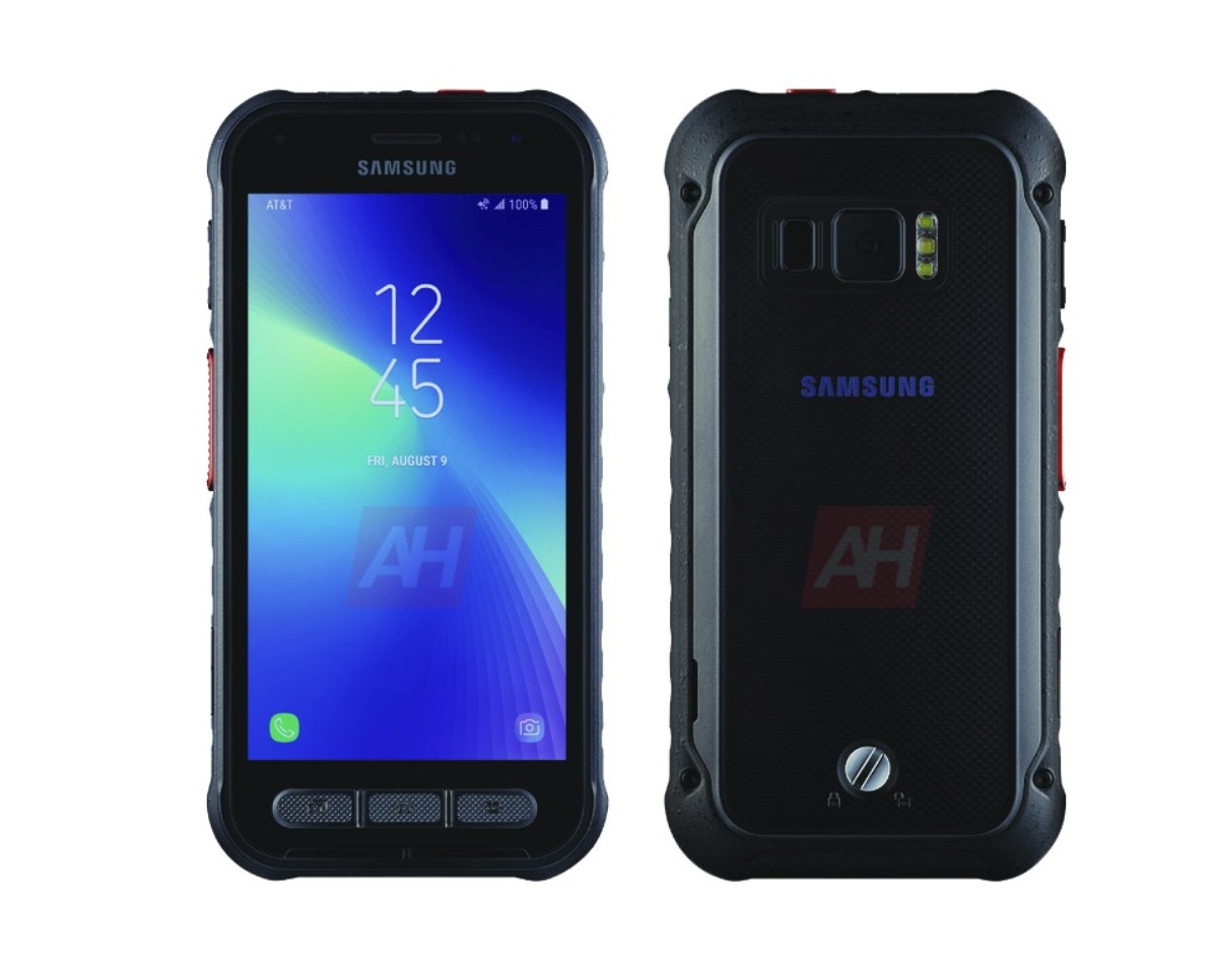 Samsung Galaxy Active rugged phone leaks with the Galaxy