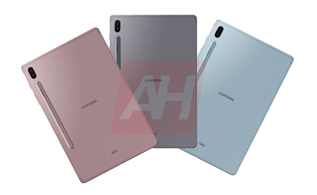Update: Press Renders] Photos reveal Samsung's next flagship tablet