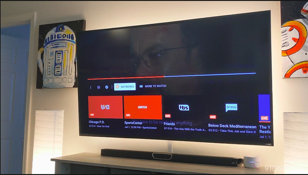 YouTube TV related