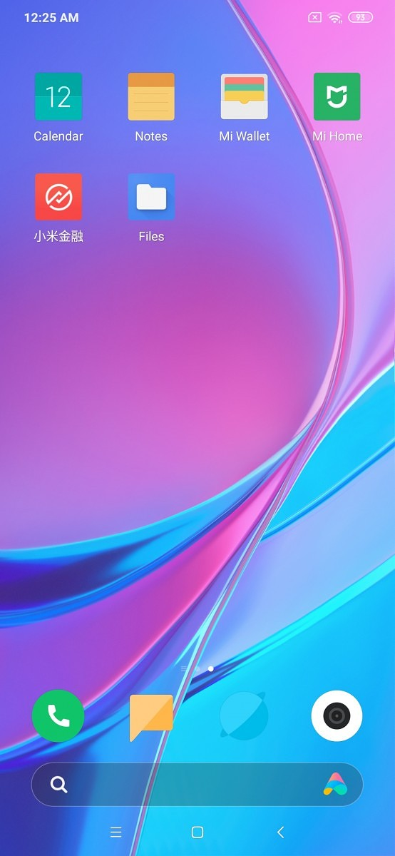 Android Q-based MIUI leaks for the Xiaomi Mi 9 - First Look