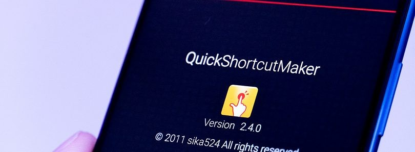 QuickShortcutMaker