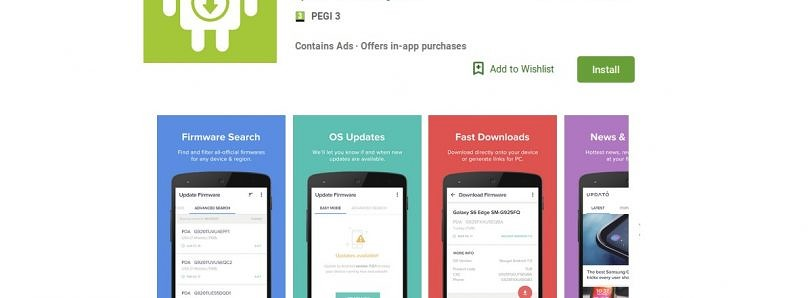Popular Samsung firmware download site 'Updato' pulls its Android app from Google Play
