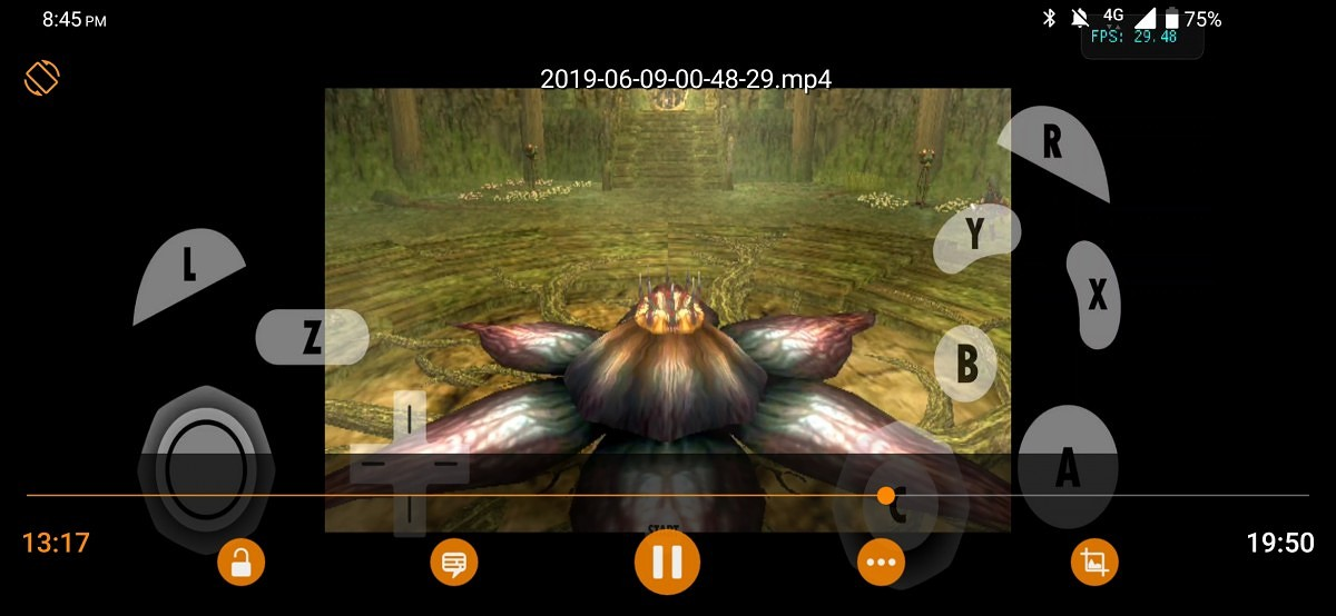 VLC 3 2 beta redesigns the player UI on Android