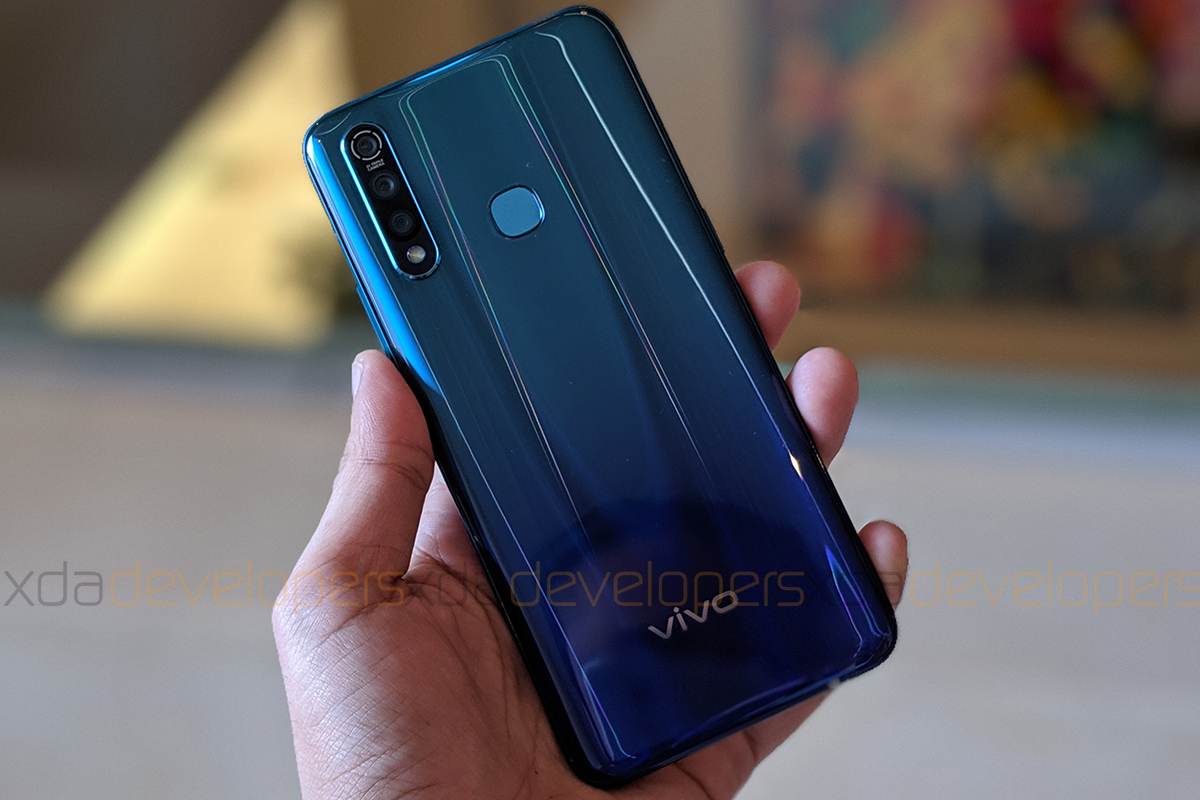 Vivo Z1Pro Hands-on: Viable performance and triple cameras