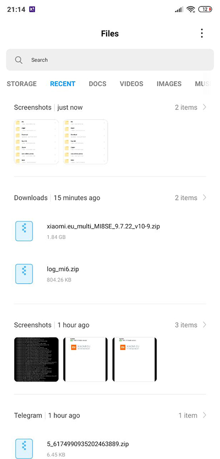 Xda-Developers | Xiaomi's File Manager app gets an updated design in