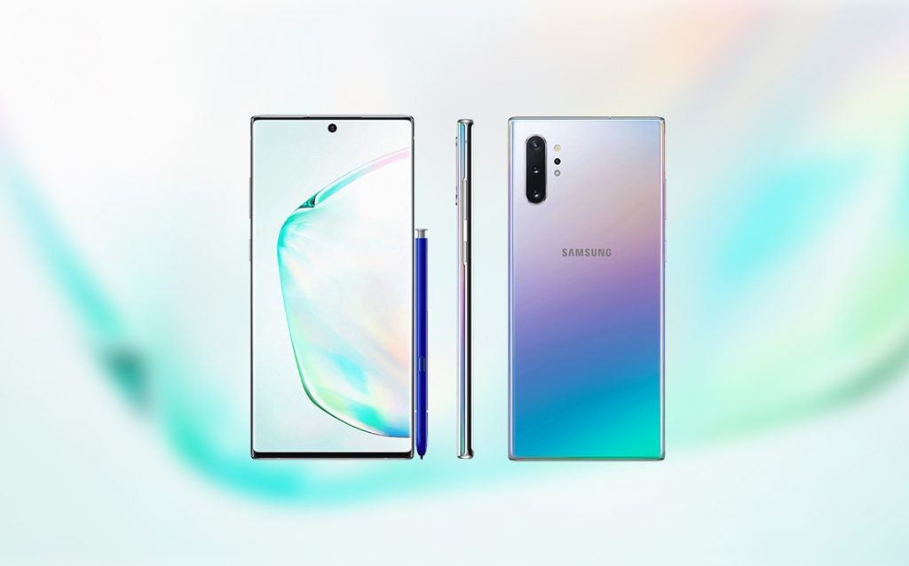 """Samsung Galaxy Note 10/10+ now rumored to have 15W PowerShare, Snapdragon 855 Plus, and S Pen """"Air Action"""" gestures"""