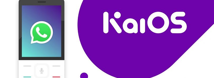WhatsApp is now available on feature phones with KaiOS