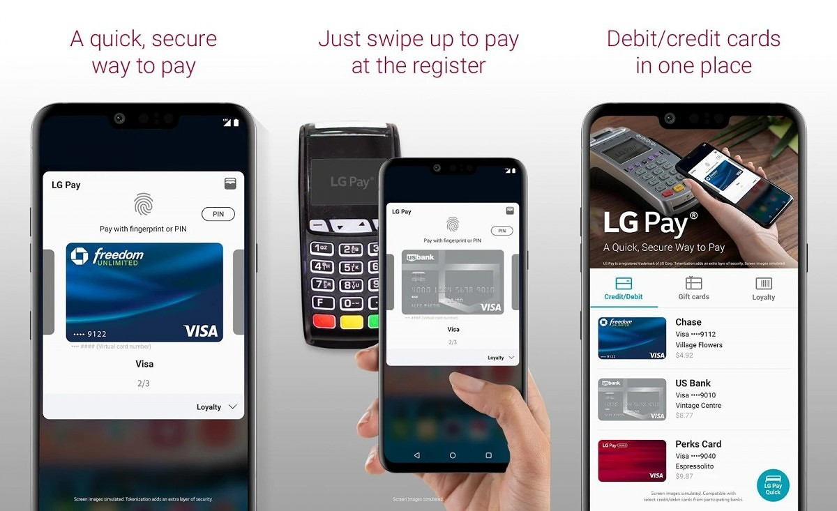 LG Pay arrives in U.S. but only works with LG G8