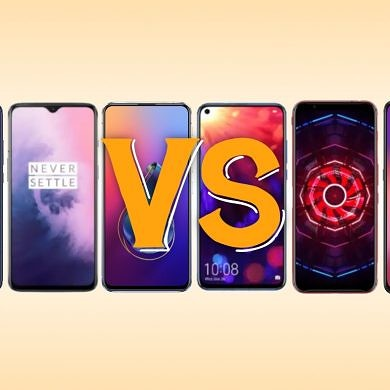 Redmi K20 Pro vs OnePlus 7 vs ASUS ZenFone 6 vs Honor 20 vs Red Magic 3 vs Xiaomi Mi 9 – What's the Best Value Flagship in 2019?