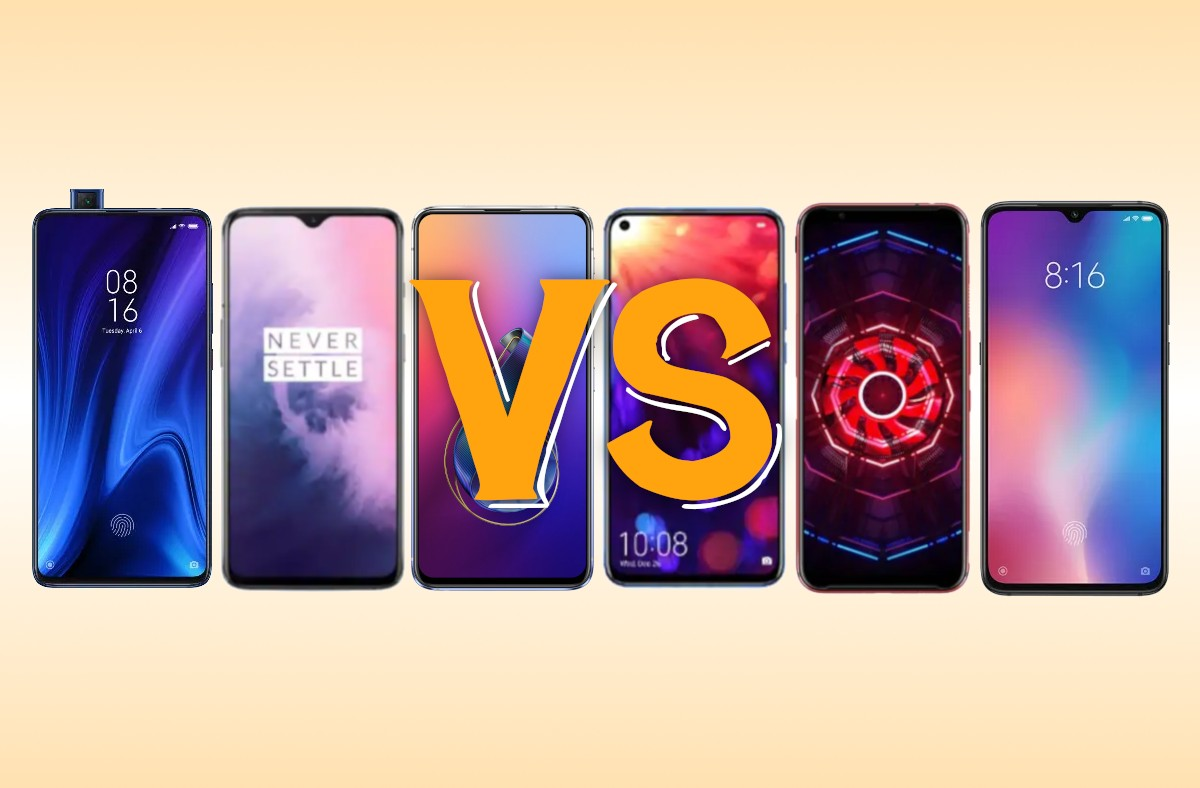 Best 2019 Value Flagships from Xiaomi, OnePlus, Asus, Honor