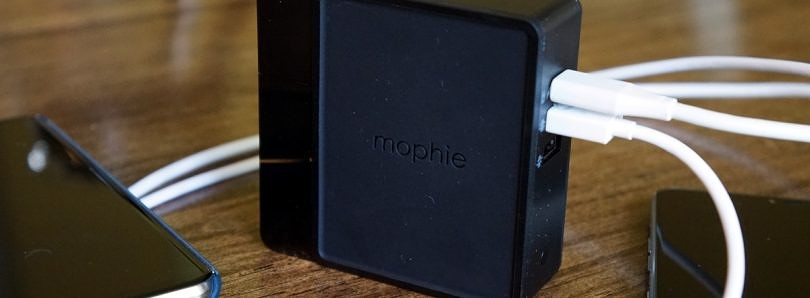 Mophie Powerstation Hub Review: Swiss Army Charger