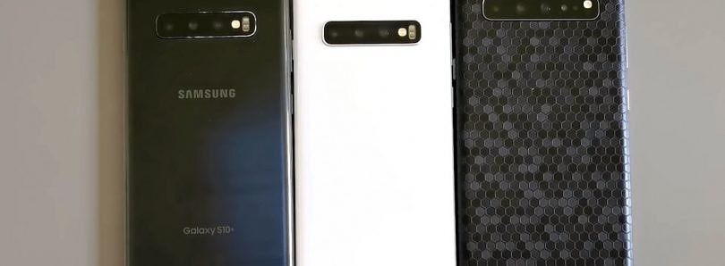 Comparing the Samsung Galaxy S10 5G to the rest of the S10 family