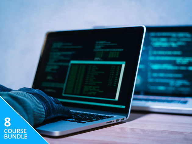 Start Your Career in Cybersecurity with 161 Hours of Ethical Hacker Training for $39