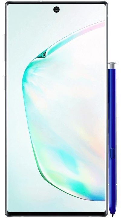 Samsung Galaxy Note 10 Note 10 Renders Show Off Gradient Colors