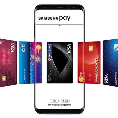 Samsung Pay Touch turns your Galaxy phone into a payment terminal